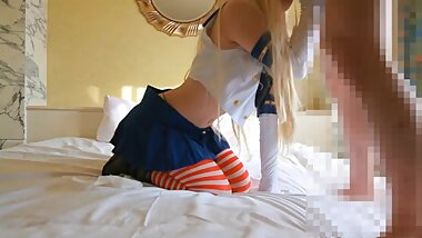 ??? Shimakaze 18 Y/O Amateur Cosplayer?Sex Friend 02?JAV ?